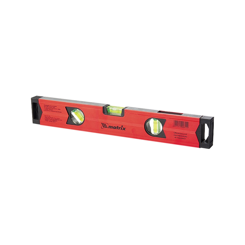 Level Measuring Instruments MATRIX 34715 Aluminum Level Bubble Level geodetic measuring tape matrix 31224
