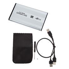 Чехол для жесткого диска semoic 2,5 дюйма USB 2,0 SATA