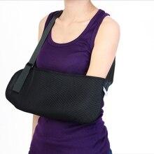 Cabestrillo de brazo fractura de clavícula cirugía dislocación brazo roto  apoyo hombro correa ajustable transpirable médico e0973d98ac56