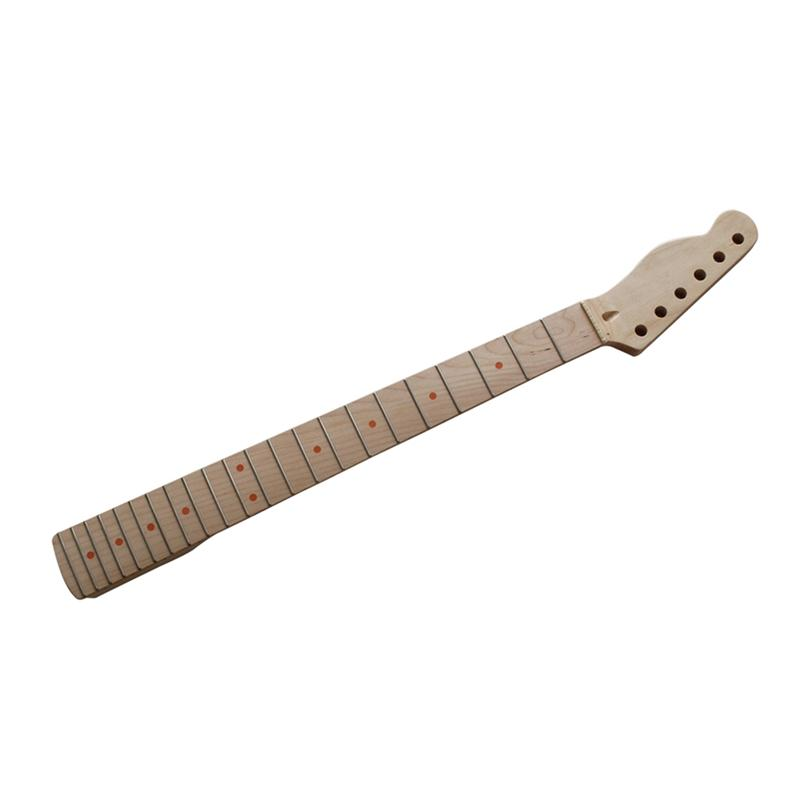 22 fret replacement maple neck left hand guitar neck for tl type electric guitar accessory in. Black Bedroom Furniture Sets. Home Design Ideas