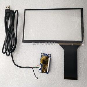 Image 3 - شاشة اللمس بالسعة 7 بوصة 10 نقطة USB واجهة عالمية دعم أندرويد لينكس WIN7810 التوصيل والتشغيل