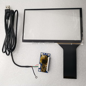 Image 3 - Capacitive touch screen 7 inch 10 point USB universal interface support Android linux WIN7810 plug and play