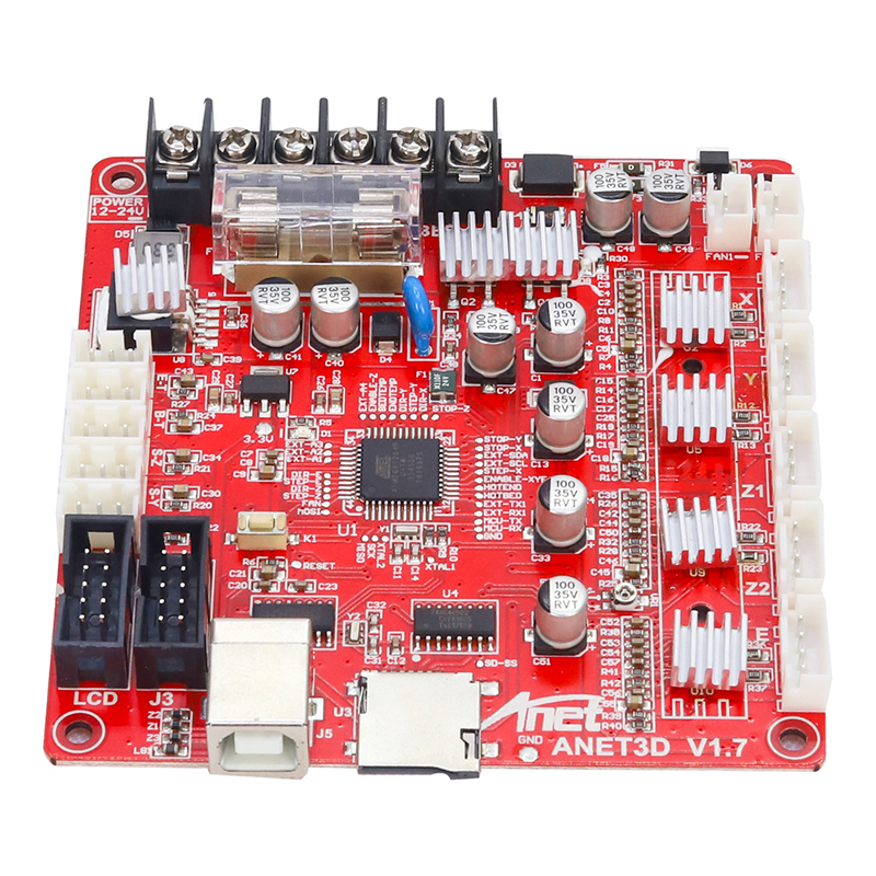 Anet A6 3D Printer Mainboard Anet V1.0 For Reprap Mendel Prusa