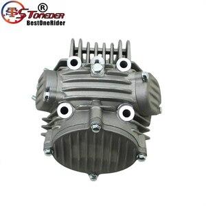 Image 3 - STONEDER 60mm głowica cylindra do silnika Assy dla Zongshen Z155 150cc 160cc 1P60YMJ MX Thumpstar Explorer Braaap atomowej Pit motor terenowy