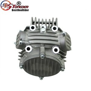 Image 3 - Stoneder 60mm cabeça do cilindro motor assy para zongshen z155 150cc 160cc 1p60ymj mx thumpstar explorador braaap atomic pit bicicleta da sujeira