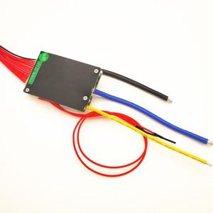 Image 4 - Bms 13s 30a с выключателем, напряжение зарядки 54,6 в, литиевый аккумулятор bms pcm 30a