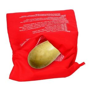 Image 1 - 빨 수있는 밥솥 가방 전자 레인지 베이킹 감자 가방 빠른 패스트 구운 감자 밥 주머니 스팀 포켓을 요리하기 쉬운