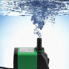 3/5/8/15/20 W Ultra - Quiet Submersible Water Pump Filter AC 220-240 V waterpomp สำหรับ Aquarium Fish Tank Fountain Pond 5 ประเภทปั๊ม(China)