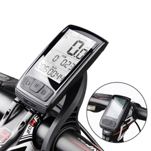 цена на 1 Pcs Bicycle Computer Wireless Bluetooth 4.0 Mount Holder Road Bike Speedometer Speed Meter Sensor Waterproof Cycling Computer