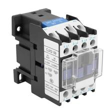 цена на 9A CJX2-0901 Rail Mount AC Contactor Industrial Electric AC Contactor 600,000 Time be usable