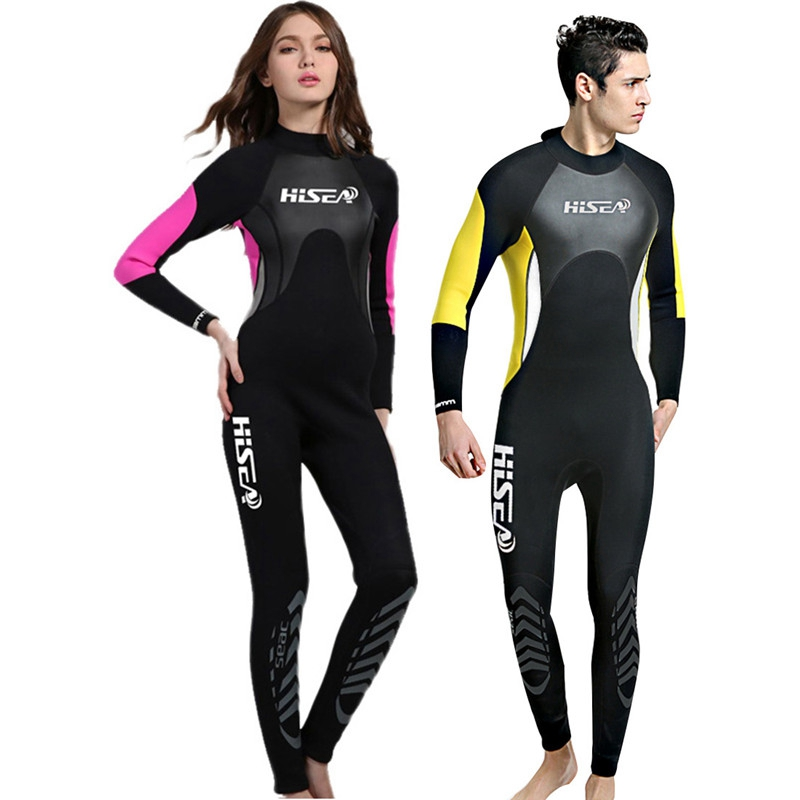 2019 Men Wetsuit Diving Suit Keep Warm One-piece Long Sleeves Wetsuit Swimwear Spearfishing Surfing Diving Suit UV Protection2019 Men Wetsuit Diving Suit Keep Warm One-piece Long Sleeves Wetsuit Swimwear Spearfishing Surfing Diving Suit UV Protection