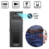A7 HD Night Vision Mini Camera 1080P Rotating Magnetic Mini Digital Video Motion Detection Sports Camera DV Pocket Camera