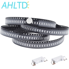 Surface Mount Led 500 Pcs Lot Smd White Led Diodes 335 Side Emitting Lamp Beads 3.0 ~ 3.2V 7000~8000k 6~7LM Patch green product