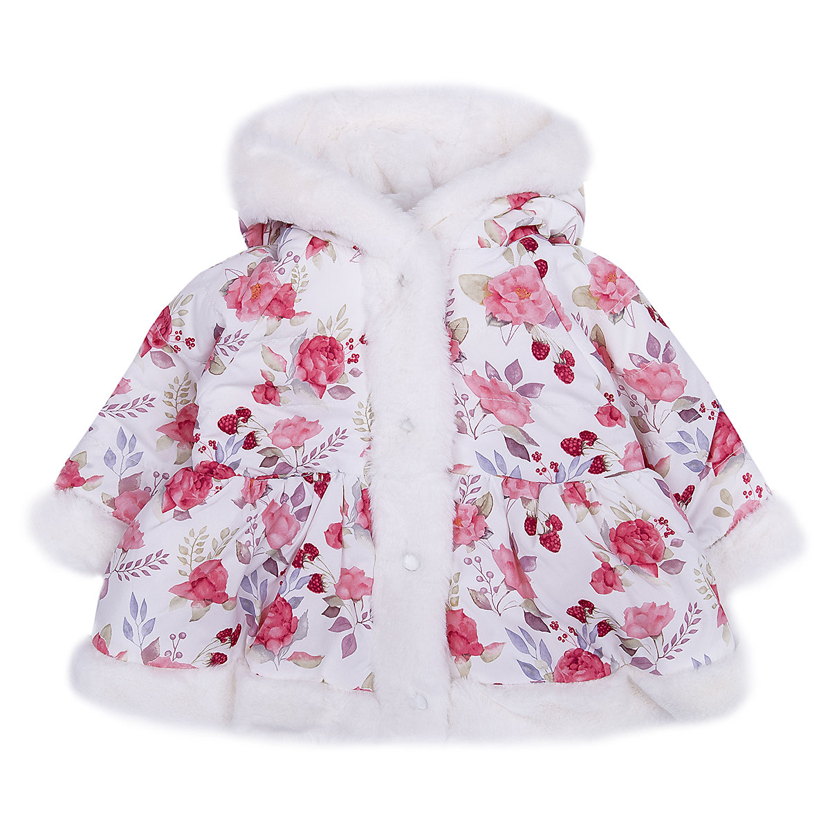 Original Marines Jackets & Coats 9501972 Polyester Girls girl children clothing reima jackets 8665394 for girls polyester winter fur clothes girl