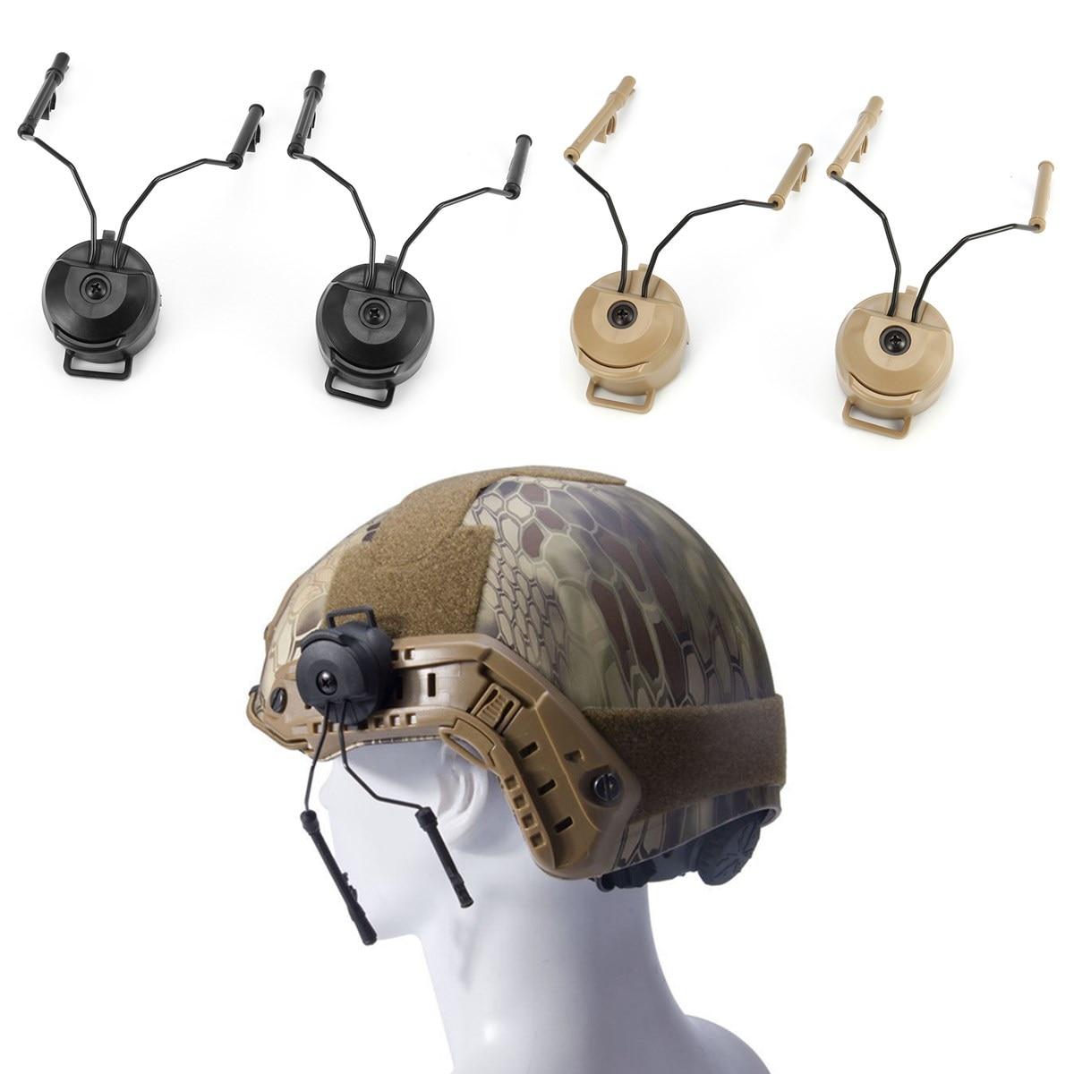 Z-tactique casque Rail adaptateur Set pour Comtac casque militaire casque adaptateur Peltor Comtac casque barre Rail AirsoftZ-tactique casque Rail adaptateur Set pour Comtac casque militaire casque adaptateur Peltor Comtac casque barre Rail Airsoft