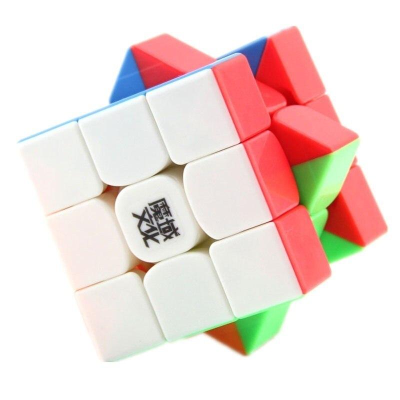 Moyu WeiLong GTS2M 3X3X3 Cube magique magnétique vitesse professionnelle Cube Puzzle jouets pour enfants 3 par 3 Cube fidget main spinner