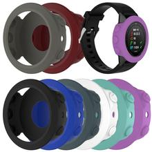 Hochwertige Silikon Schutzhülle Abdeckung Armband Armband Protector Für Garmin Fenix 5 Smart Uhr Bunte Silikon