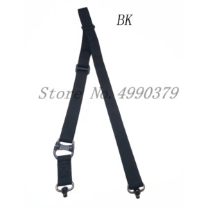 Image 4 - Tactical Hunting Gun Sling Adjustable 1 Single Point Bungee Rifle Sling Strap System New 3 Colors