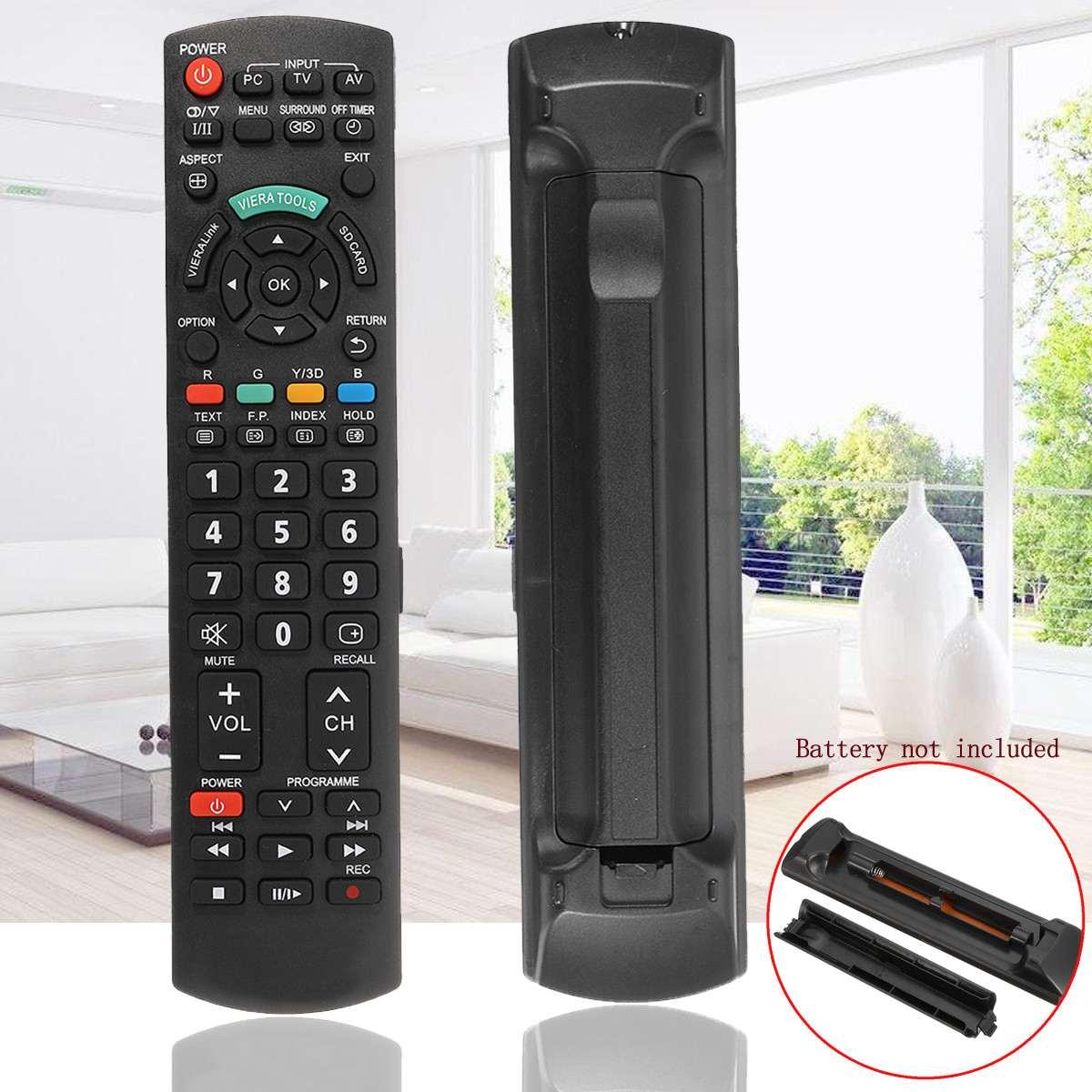 IR Intelligent Remote Control TV Smart Remote Control For Panasonic