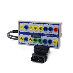 Image 3 - Автомобильный видеорегистратор OBDII obd, с разъемом штифтом