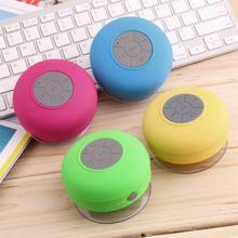 High Quality Mini Bluetooth Speaker Portable Waterproof Wireless Handsfree Speakers For Showers/Bathroom/Pool/Car/Beach/Outdoors