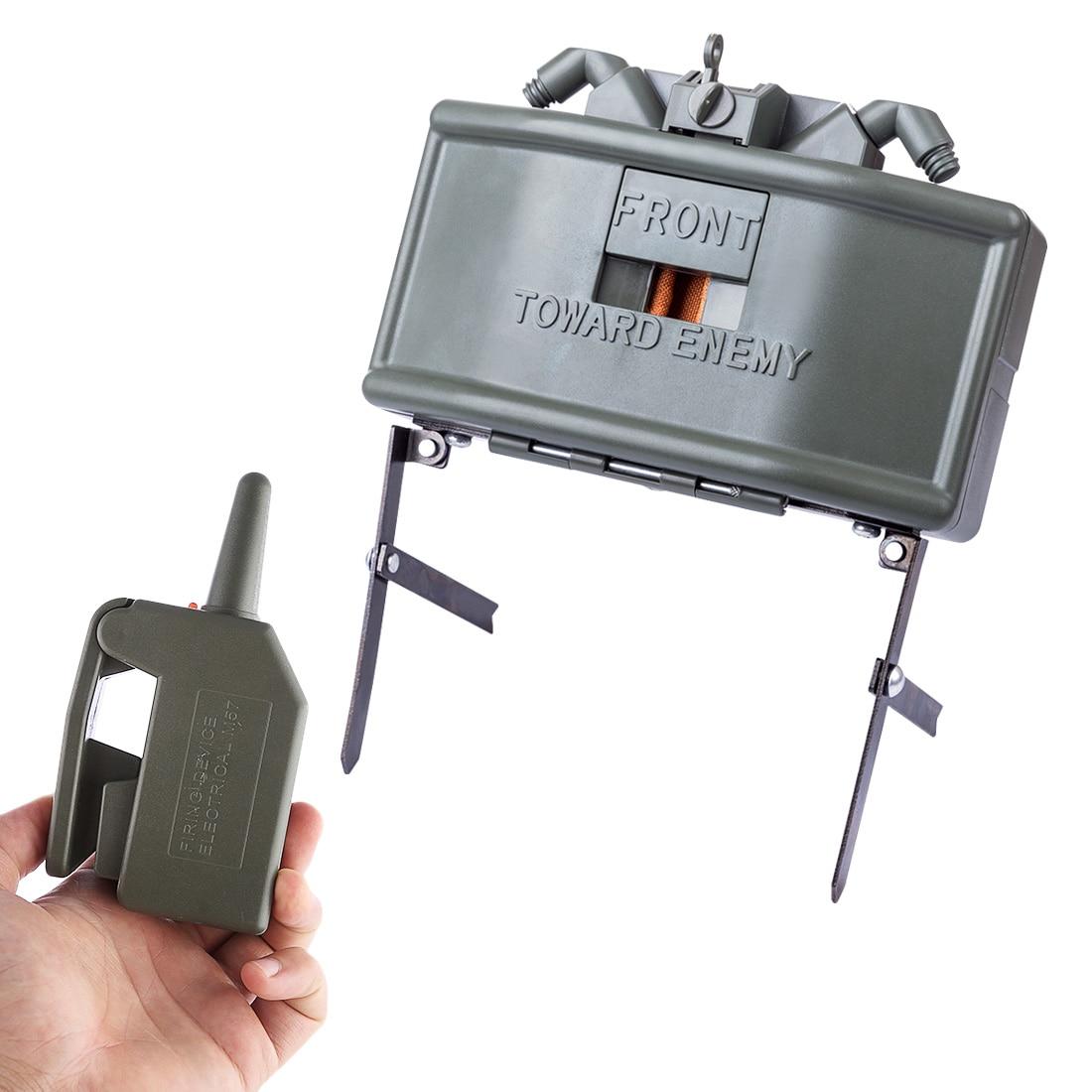 Télécommande électrique Claymore eau perles Clip eau balle balle bombe extérieur CS Airsoft équipement tactique 2019 offre spéciale