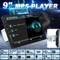 Car Multimedia Player 1Din MP5 9'' Car Radio Stereo Multimedia Player GPS Navi Universal For TOYOTA For Nissan for Kia RAV4