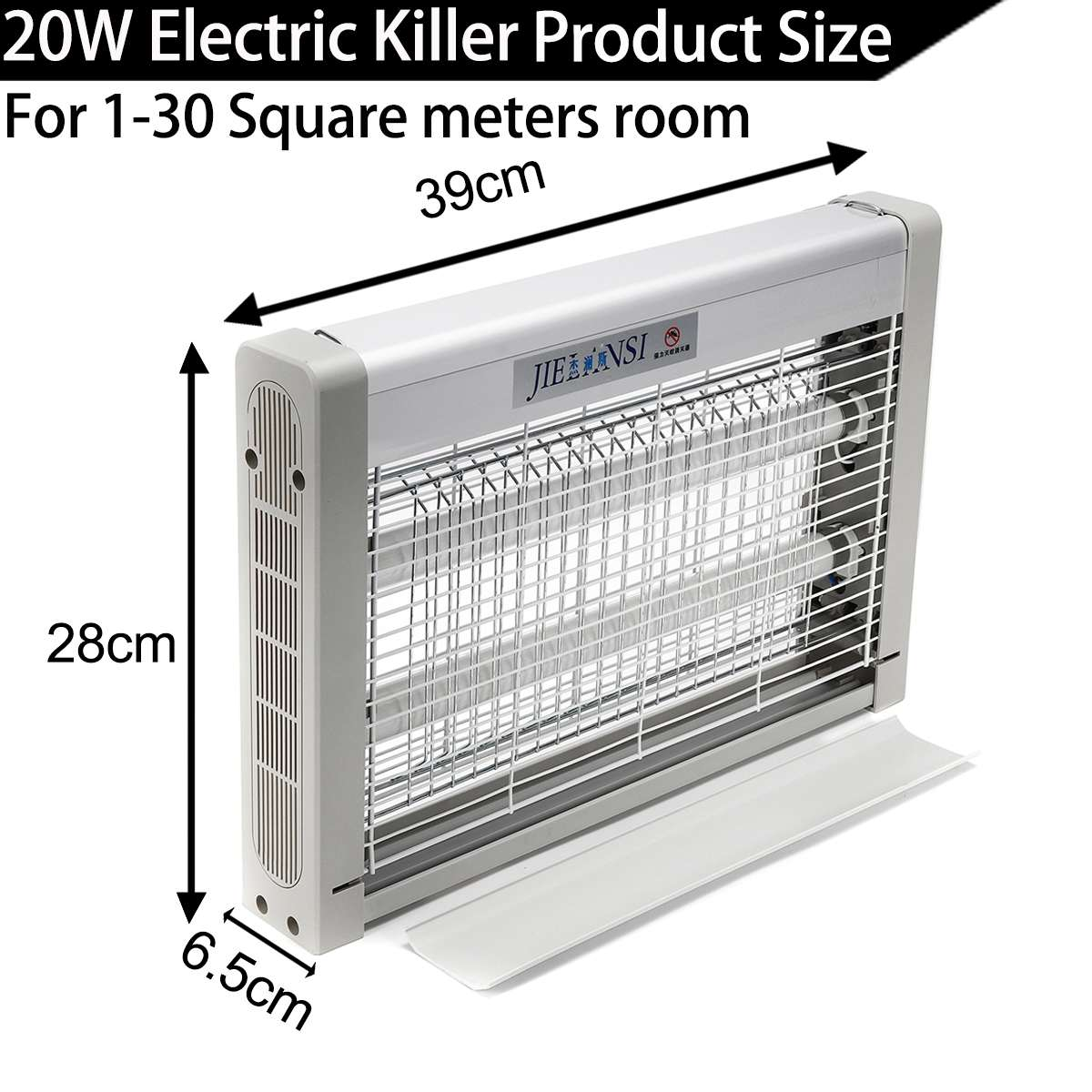 Insect Lights 220v 20w Electric Night Fly Pest Zapper Anti Mosquito Lamp Led Electronics Light Uv Control Bug Trap Killer DI29EH