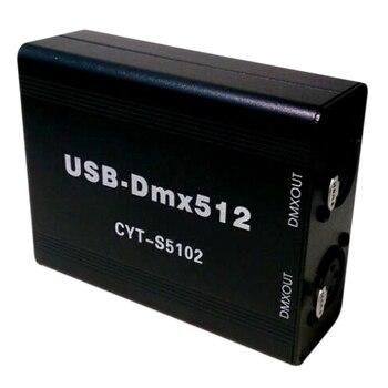 512-Channel USB-Dmx Dmx512 Led Light Dmx-Stage Lighting Controller Freestyler 3D