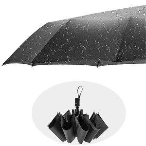 Image 3 - Car styling Automatic Umbrella For VW Accessories Tiguan Polo Golf 4 5 6 Beetle Bora CC Passat B5 B5.5 B6 B7 umbrella for Gift