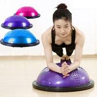 Новый высокое качество велосипедный шлем со съемным смотровым мяч для занятий йогой, фитнесом оборудование для тренировок для упражнений Ф