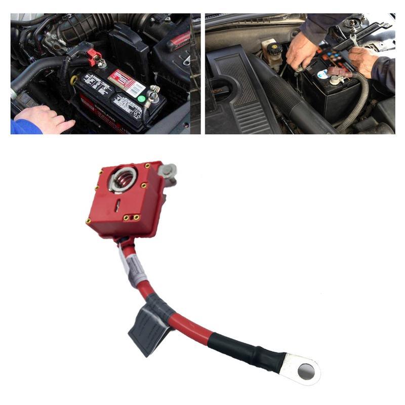 Câble de batterie professionnel 1 pc pour BMW E87 116 118 123 125 130 135 ligne de batterie 61129217017 accessoires de voiture