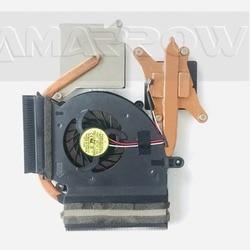 Novo original dissipador de calor do portátil, ventilador de refrigeração, cpu cooler para samsung rf510 rf511 rf710 rf711 rf712 rc530 rc730 BA62-00536A mah/c