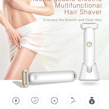 Rechargeable Epilator Washable Body Electric Multifunctional Shaver Leg Hair Rem