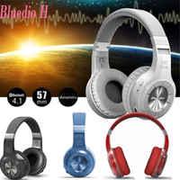 Wireless Bluedio HT Bluetooth 4,1 Drahtlose Stereo Headset Mit Mic Unisex Heißer Headset