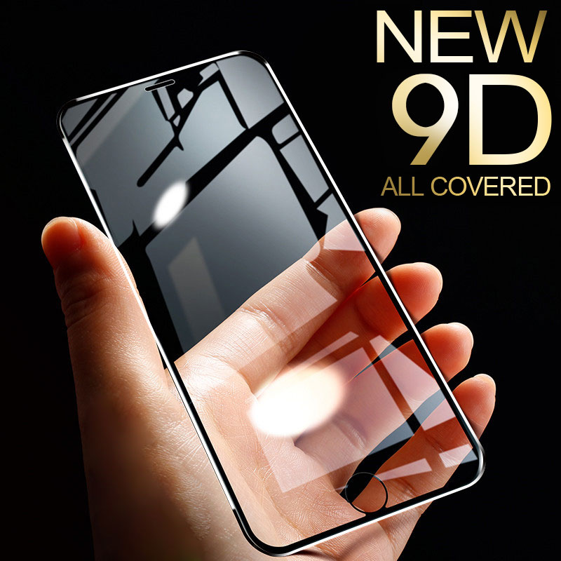 9D Aluminum Alloy Tempered Glass For iPhone 6 6S 7 Plus Full Screen Protector Protective On The For iPhone X 8 5 SE 5S Glass9D Aluminum Alloy Tempered Glass For iPhone 6 6S 7 Plus Full Screen Protector Protective On The For iPhone X 8 5 SE 5S Glass