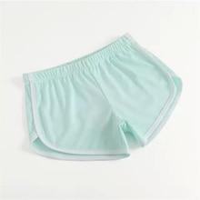 2019 Pajama Pants For Woman Loose Summer Sleep Bottoms Pajama Shorts Elastic Wai