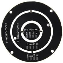 цена на RGB LED Ring 1/18/12 Bit WS2812 5050 RGB LED with Integrated