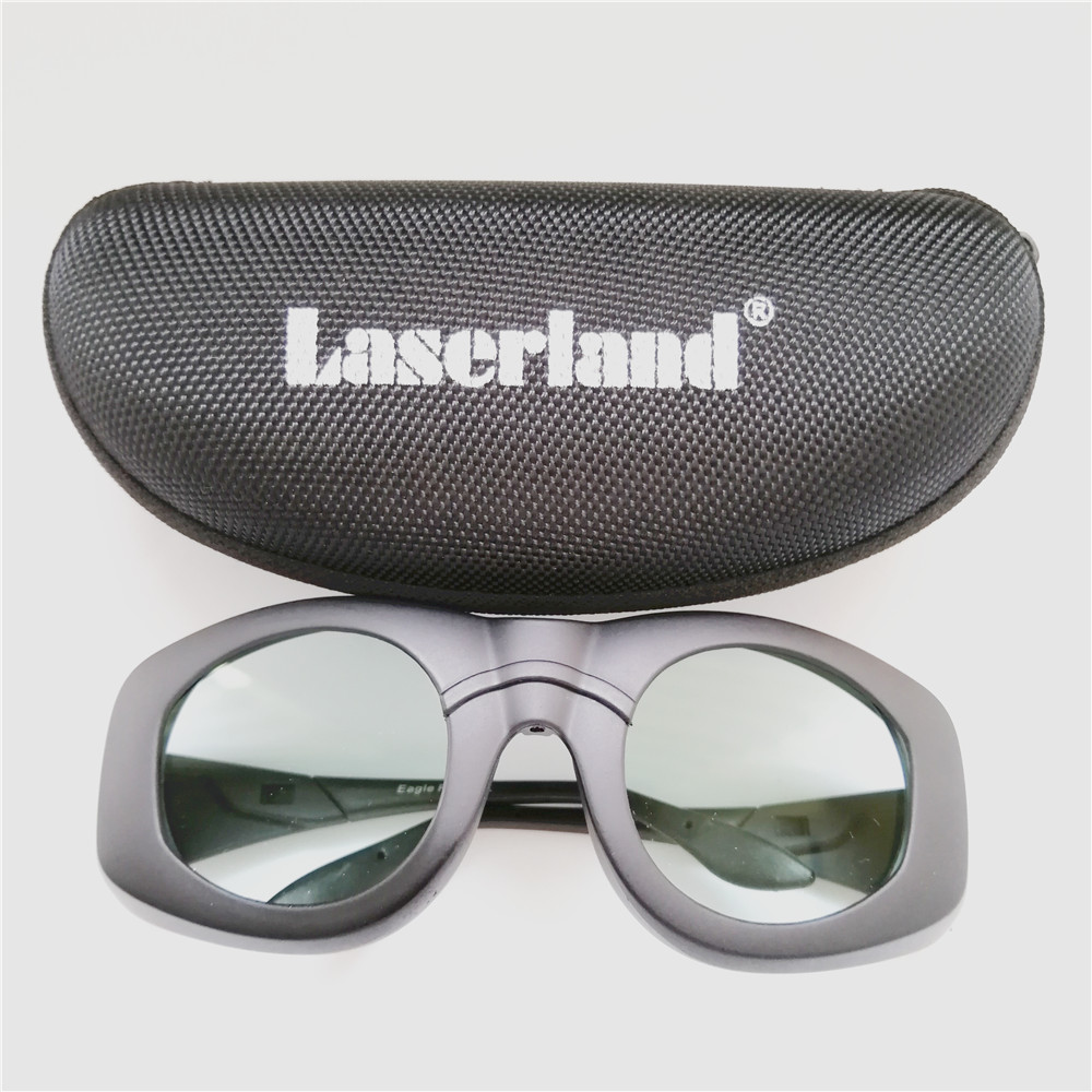 T8S8 980nm-1064nm-2940nm Infrared IR Laser Protective Goggles Glasses CE OD+4