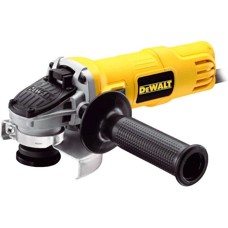 Angle grinder DeWalt DWE4051G angle grinder dewalt dwe4015