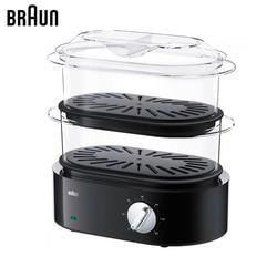 Электрические пароварки Braun