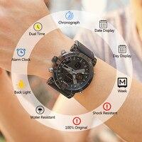 NAVIFORCE Watch Men Luxury Men's LED Analog Quartz Wrist Watch Military Sports Watches Male Waterproof Clock Relogio Masculino