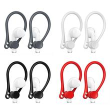 Bluetooth Wireless Headset Universal Accessories Sports Anti – Lost Anti – Drop Silicone Sleeve Ear Hook Headphones For Airpod