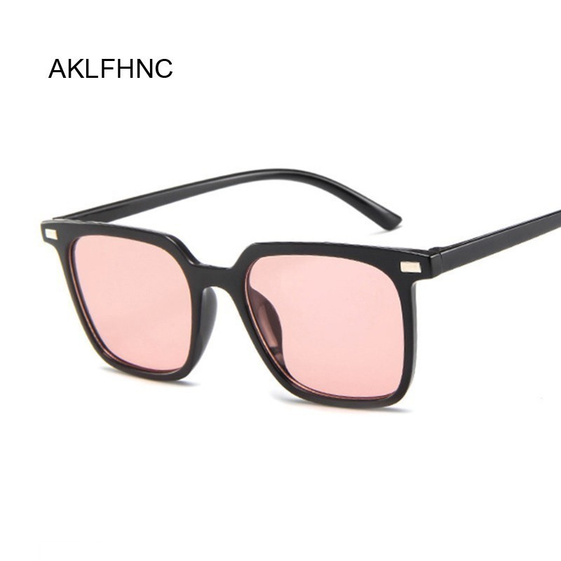 Hot Sell Square Sunglasses Women Shades Retro Classic Vintage Sun Glasses Female Luxury Brand Designer Oculos De Sol