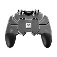 Mobile Game Controller New Version Mobile Joystick Gamepad Gaming Joystick Accessories for iPhone Android IOS wireless bluetooth handle gamepad stretchable joystick controller for smartphone android ios for mobile version lol cf