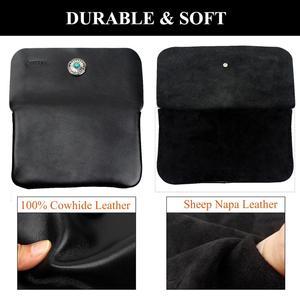 Image 2 - FIREDOG sigara tütün kesesi hakiki deri tütün çantası durumda boru haddeleme makinesi taşıma ot ot