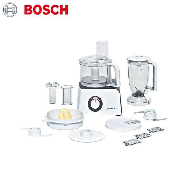Компактный кухонный комбайн Цвет корпуса: белый/ антрацит Bosch MCM4100