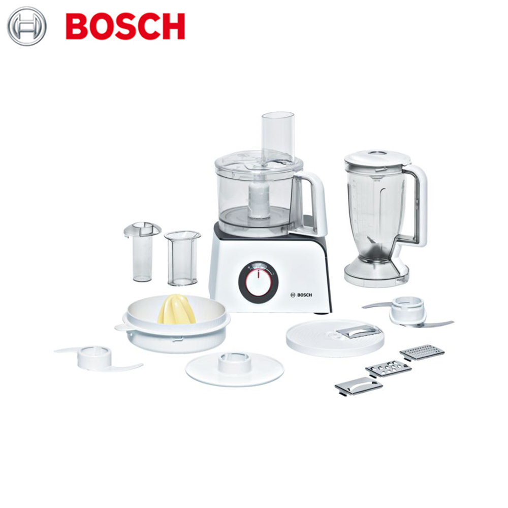 Фото - Food Processors Bosch MCM4100 home kitchen appliances machine tools automatic cooking assistant stainless steel spiral coil reverse screw knife pendulum kitchen cooking tools