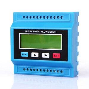 Image 2 - TUF 2000M TS 2(DN15 ~ DN100mm) TM 1(DN50 ~ DN700mm) TL 1(DN300 ~ DN6000mm) ultrasonik modül akış ölçer debimetre