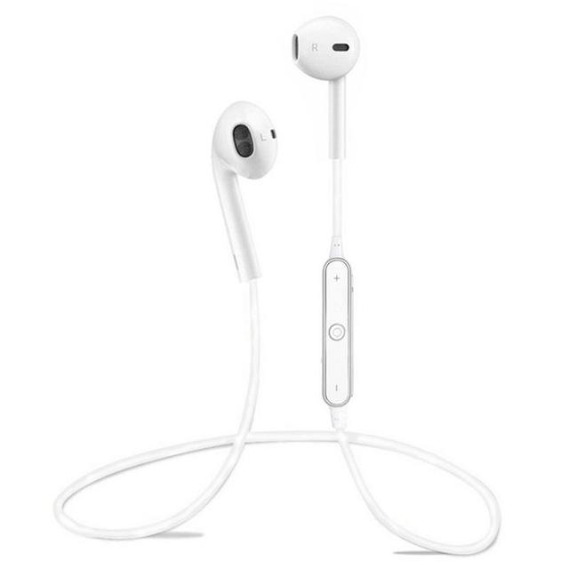 Auriculares inalámbricos universales para teléfono con auriculares estéreo Bluetooth Unisex auriculares deportivos para teléfono